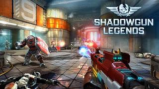shadowgun legends Apk Data Mosd