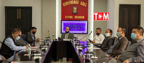 Cabinet Meeting Mizoram