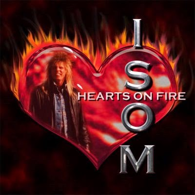 ISOM Hearts on fire 1987 aor melodic rock