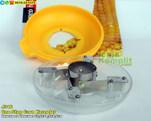 Pemipil Jagung One Step Corn Kerneler