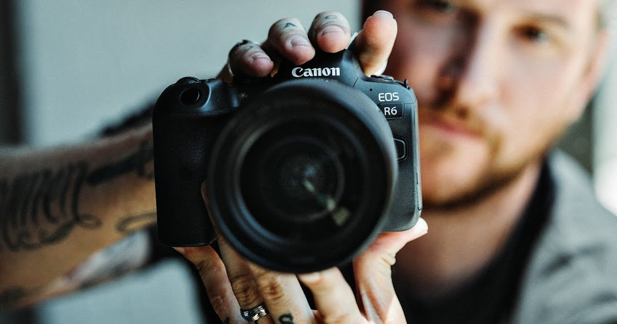 Hands ON with the NEW CANON EOS R5 AND R6! THE GRAIL CAMERA!