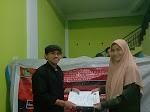 Putri Nurbaiti Terpilih Menjadi Ketua HMBD UIN Makassar