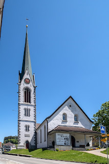 Die Kirche in Hundwil