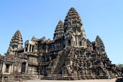 7 Destinasi Wisata Di Kamboja Yang Wajib Kamu Kunjungi