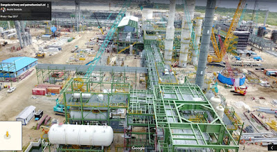 An Overview of Dangote Refinery in Lagos - Video and Photos