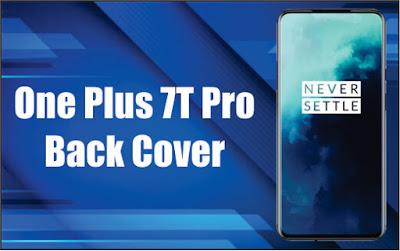 Oneplus 7t pro back cover amazon