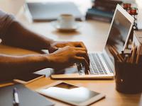 Cara Membuat Gambar Sejajar di Blog