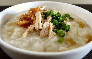 5 Interesting Facts About Breakfast Chicken Porridge - Healthy T1ps