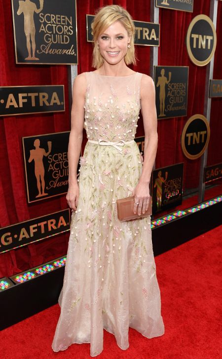 Julie Bowen in Georges Hobeika at the SAG Awards 2015