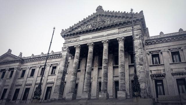 Palácio Legislativo de Montevideo
