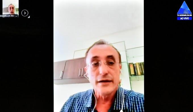 Souza solicita construção de casas populares em Grossos, Tibau e Areia Branca