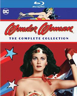 La Mujer Maravilla – Serie Completa [10xBD25] *Con Audio Latino