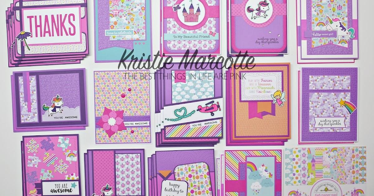DOODLEBUG 6x6 Fairy Tales Paper Pad