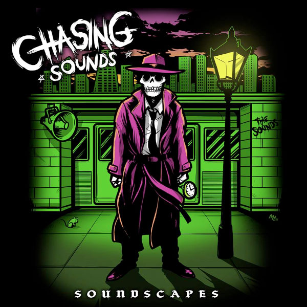 "Chasing Sounds stream new song ""Dance With The Devil"""