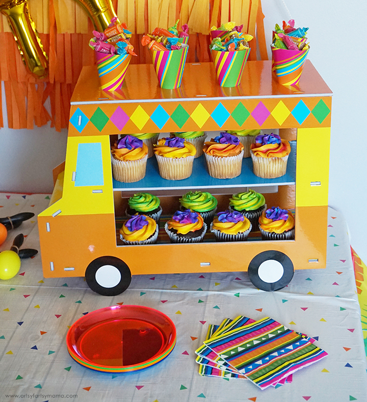 Party Like It's Taco Tuesday with Free Party Printables