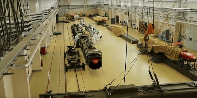 الصاروخ العامل بالطاقة النووية الجوّال Burevestnik missile