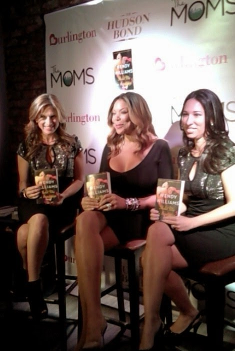 The Moms Asked Wendy Williams Some Great Questions That Evening As Did Some Of The Bloggers Who Were Present