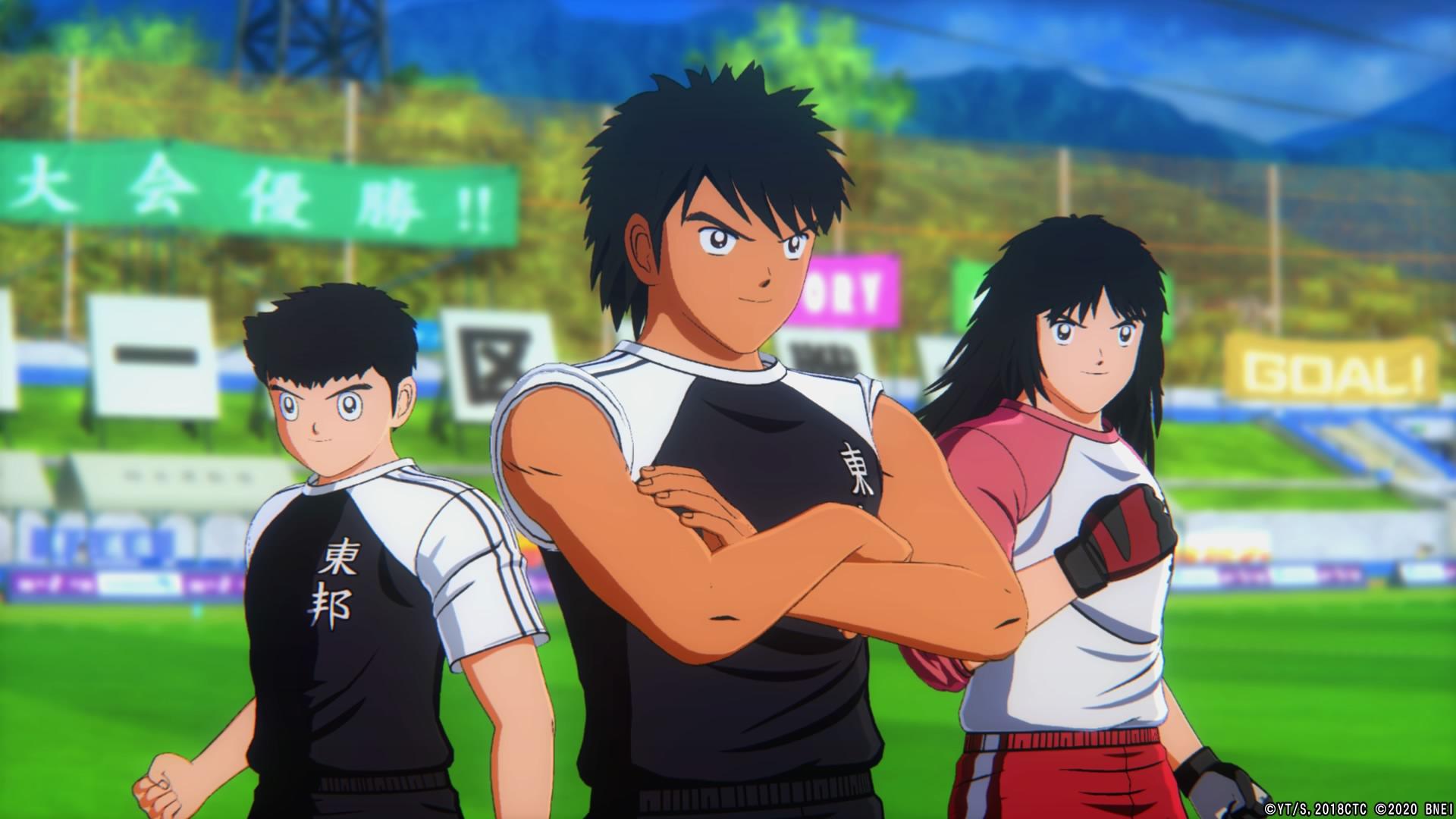 Captain Tsubasa Rise of New Champions recensione antro