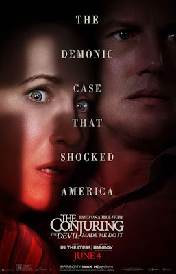 The Conjuring: The Devil Made Me Do It (2021) English 720p HDRip ESub x265 HEVC 560Mb