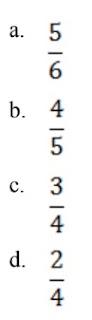 jawaban persamaan senilai dengan 1 per 2