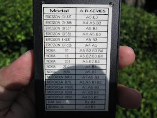 obeng hape Motorola jadul