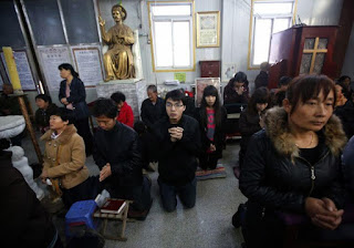 Christians Arrested and Accused of Belonging to 'Evil Cults' in China!