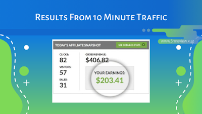 10 Minute Traffic Result 2