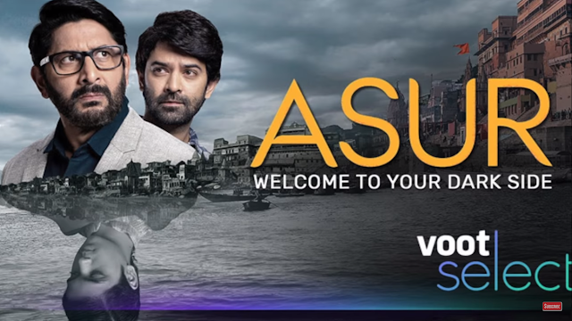 asur web series review | asur web series cast | Arshad warsi