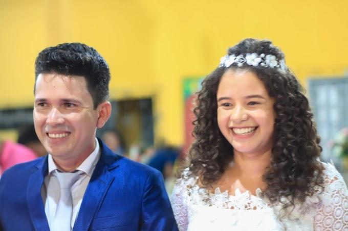 Casamento do Janiel Dias e Maria Lindiene