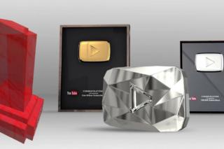 YouTube Play Button Awards