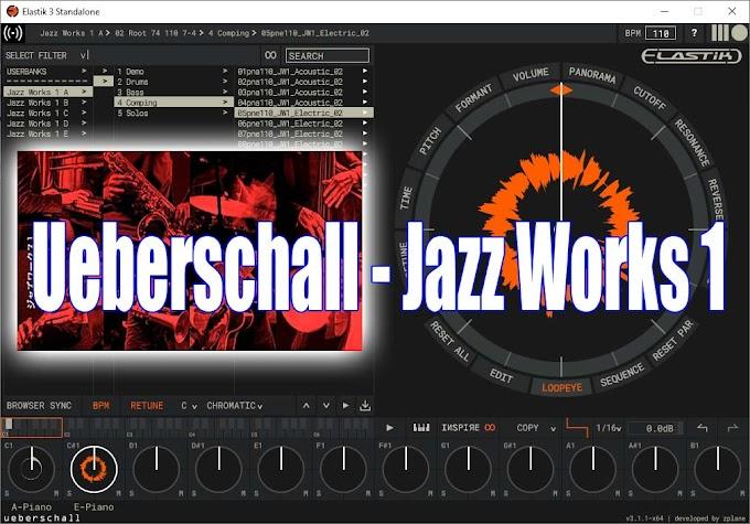 Jazz Works 1 (ELASTIK) by Ueberschall - sound loops