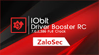 IObit Drive Booster 7.0.2 Crack + Serial Key