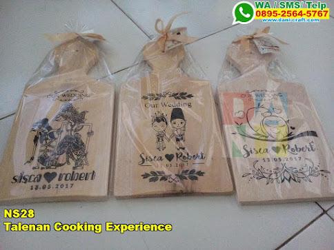 Grosir Talenan Cooking Experience