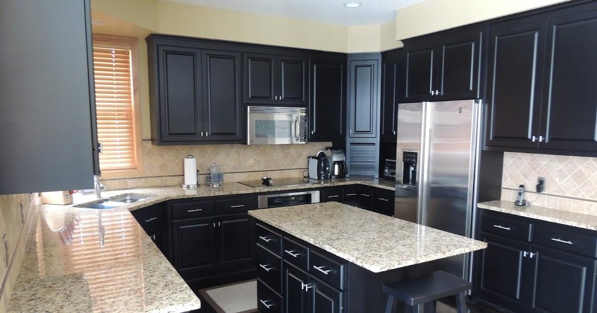 Desain Meja Dapur Dari Granit Modern Untuk Rumah Minimalis