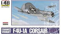 Galerie photos de la maquette du F4U-1A Corsair d'ARII au 1/48.