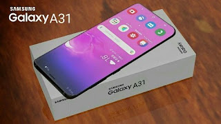 Samsung Galaxy A31 launch in India