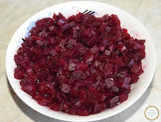 Salata de sfecla rosie reteta,