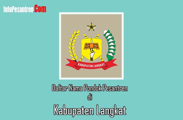 Pesantren di Kabupaten Langkat