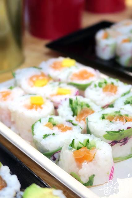 Avis Suko The Sushi Kompany Restaurant Nantes Rezé Japonais Maki Yakitori