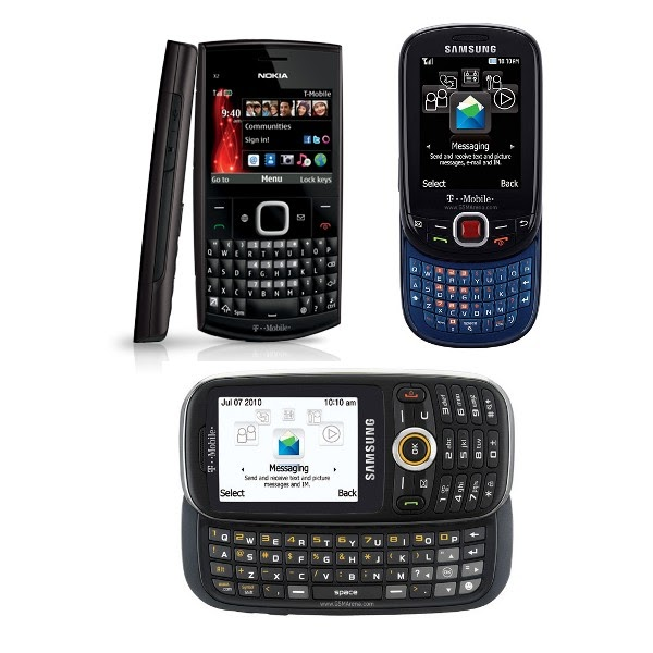 Messaging T Mobile Phones