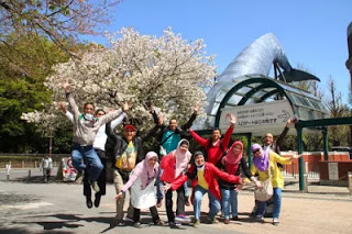 Paket Tour Halal Muslim Jepang 2017