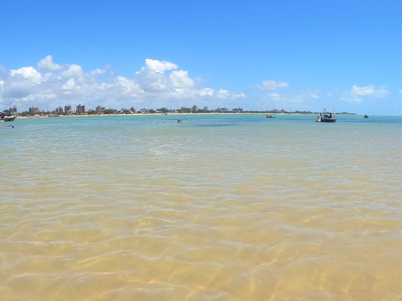 praia paradisiaca