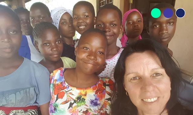 """""""Nunca vi um cadáver, mas precisei carregar vários no Malawi"""", diz missionária"""