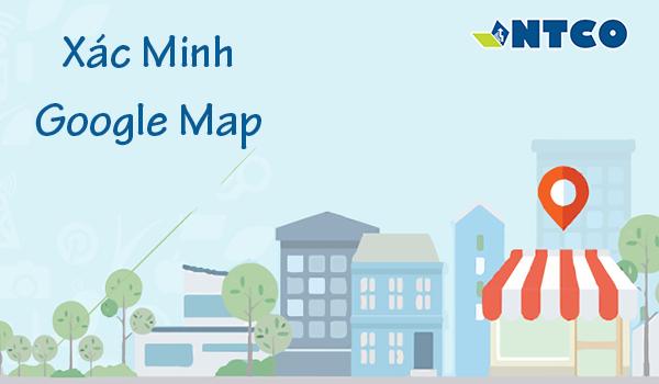 xac minh dia chi google map