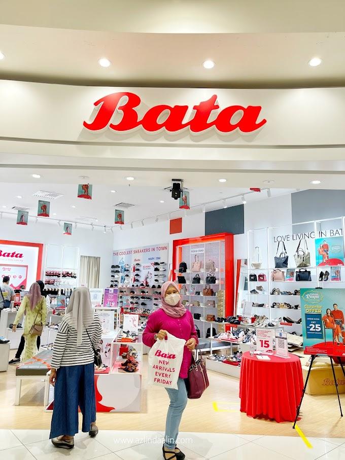 SHOPPING DI BATA UNTUK KASUT RAYA 2021