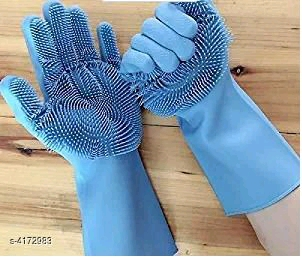 Daily-Use Unique Kitchen Dish Washing Gloves