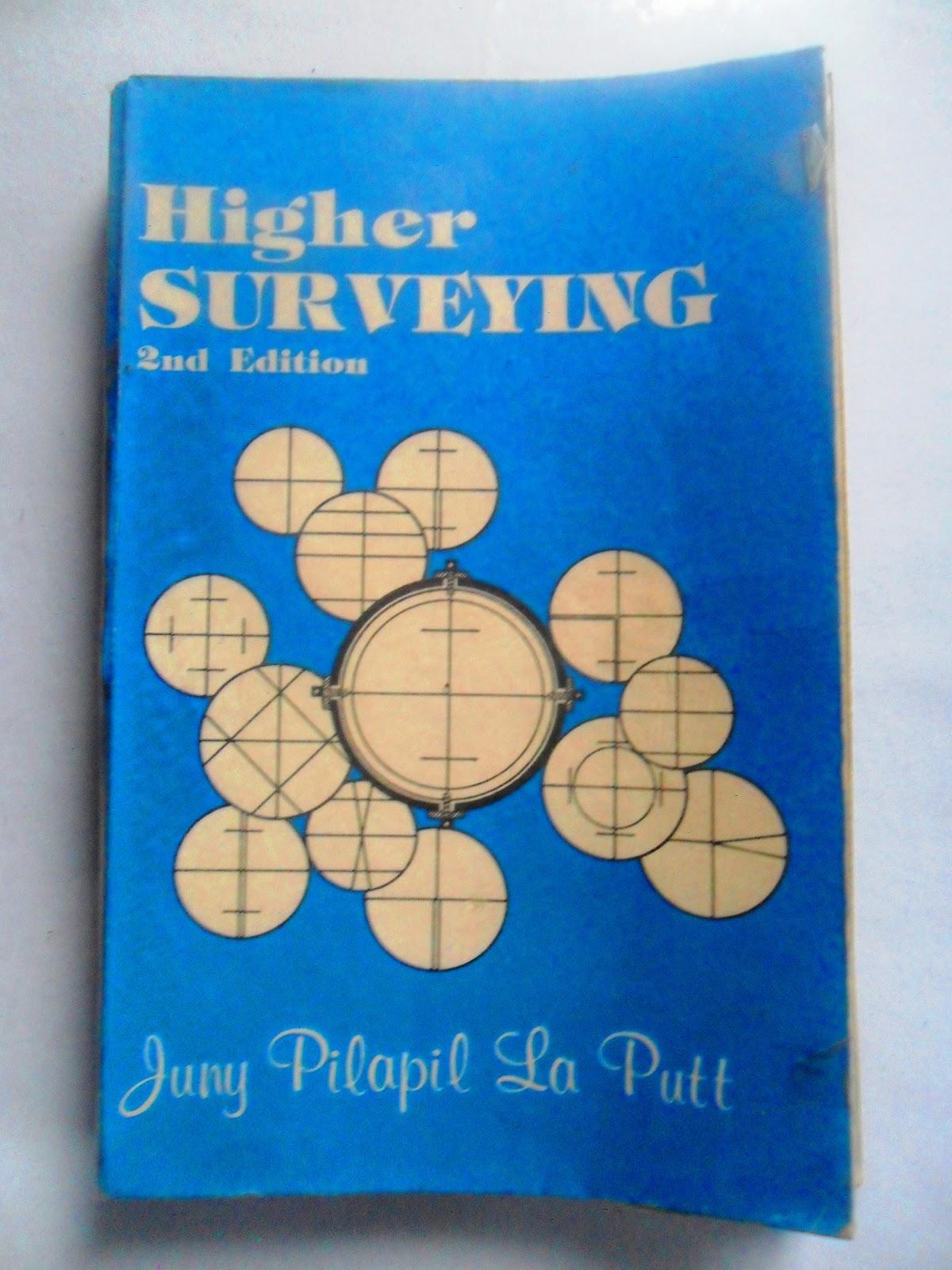 higher surveying la putt pdf free