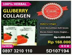 Gluberry Collagen alami, Gluberry Collagen herbal nutrisi, Gluberry Collagen harga murah, Gluberry Collagen muarh dari jovem