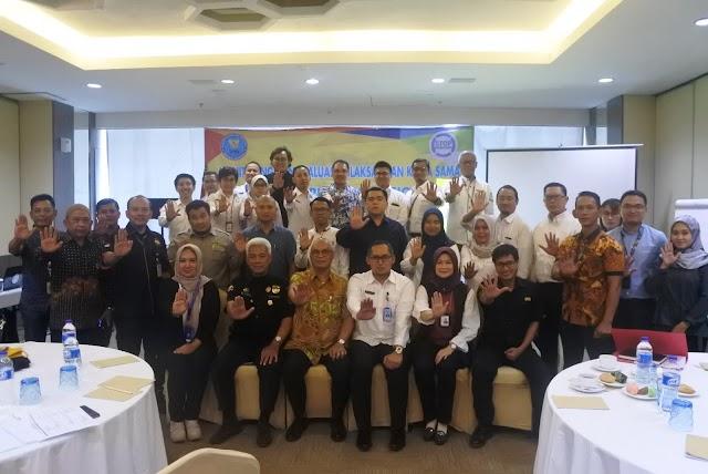 Monev BNN, Senkom Mitra Polri Dukung Keberhasilan Program P4GN