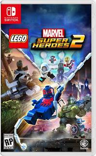 GnXRAfL - LEGO Marvel Super Heroes 2 Switch XCI NSP
